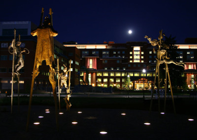 A Fine Balance in the Moonlight - Riverbend Medical Center