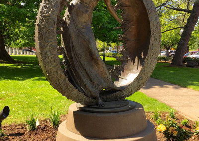 Luna by Ellen Tykeson at University of Oregon