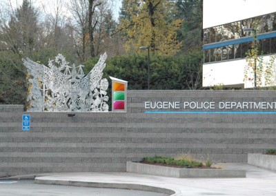 Continuum by Ellen Tykeson - Eugene Police Department