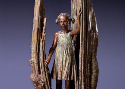 Journey Maquette by Ellen Tykeson - Front View
