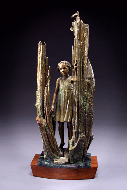 Journey Maquette by Ellen Tykeson